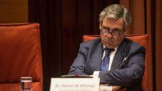 El exdirector de la Oficina Antifraude de Cataluña, Daniel de Alfonso. (Foto: EFE)