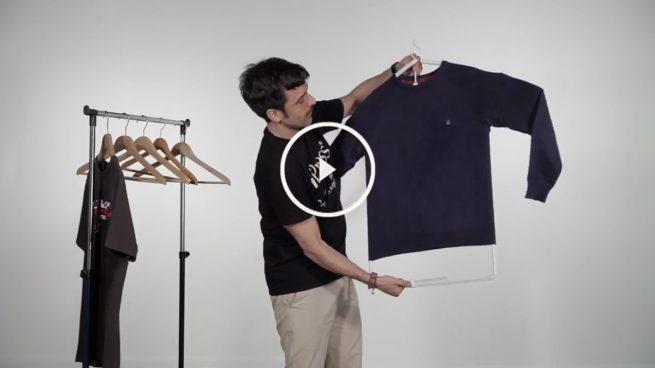 Un español se propone convertir la plancha en un objeto innecesario y desfasado