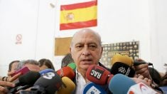 El exministro del Interior, Jorge Fernández Díaz. (Foto: EFE)