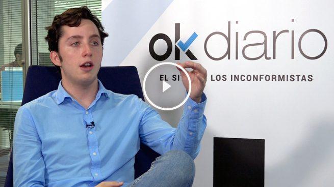 Francisco Nicolás entrevistado en OKDIARIO.