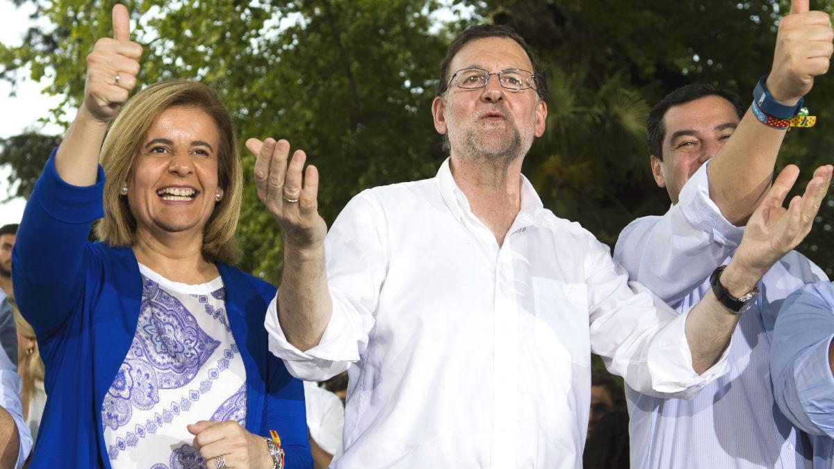 El presidente del Gobierno en funciones, Mariano Rajoy . (Foto: EFE)