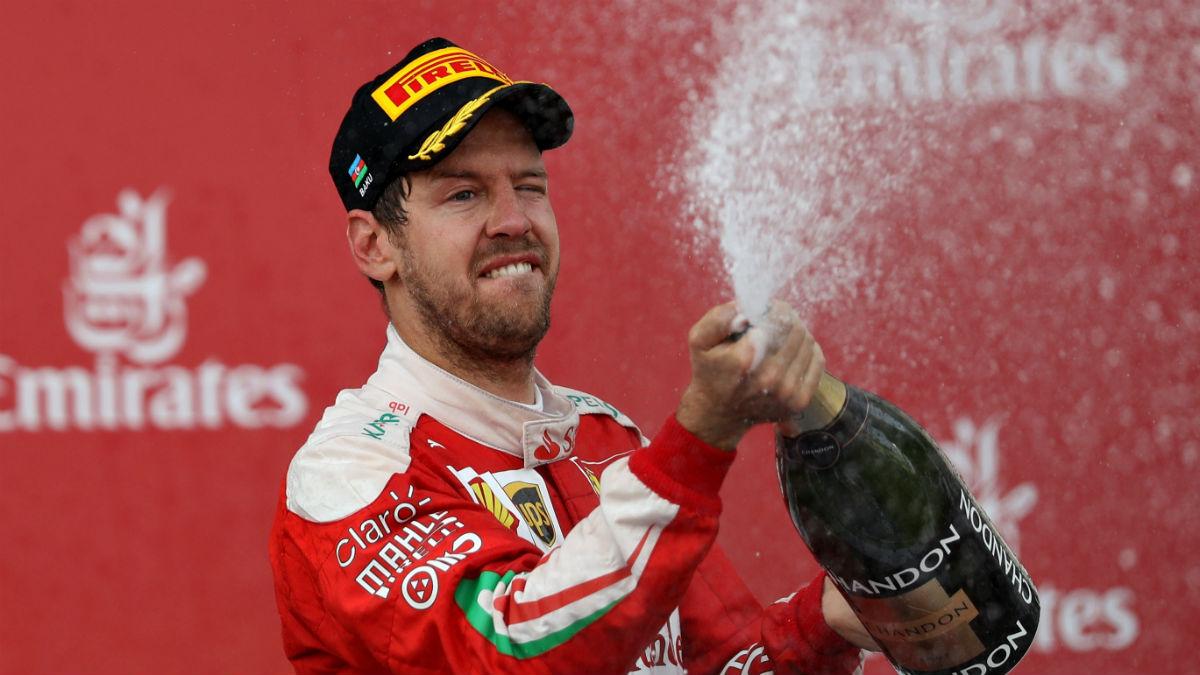 Sebastian Vettel considera que el peligro forma parte del atractivo de la Fórmula 1.