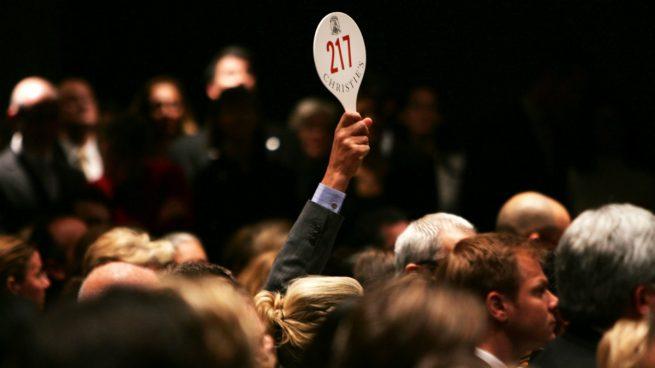 Sale a subasta un óleo atribuido a Goya: 100.000 euros de precio de salida