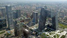 El distrito centro de Pekín, Chaoyang, es el más afectado por este hundimiento de la capital china. (Foto: GETTY)