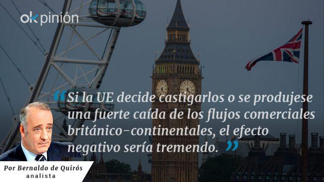 Las siete claves para entender los efectos del Brexit