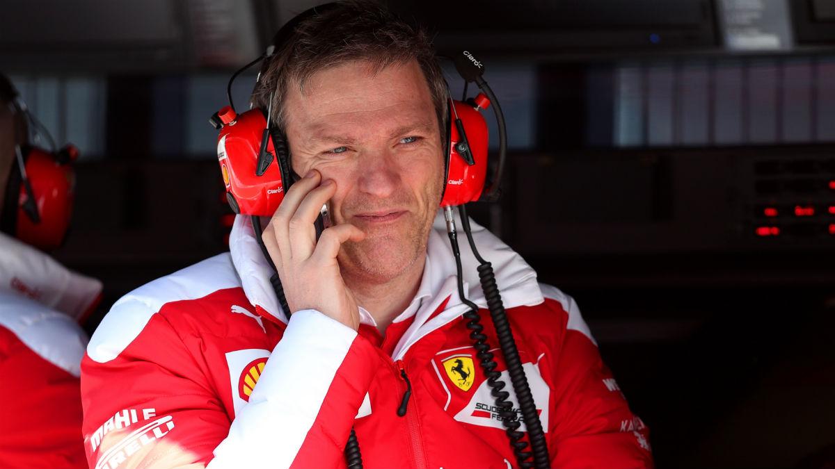 James Allison opina que la aportación del piloto en la Fórmula 1 actual es prácticamente testimonial. (Getty)