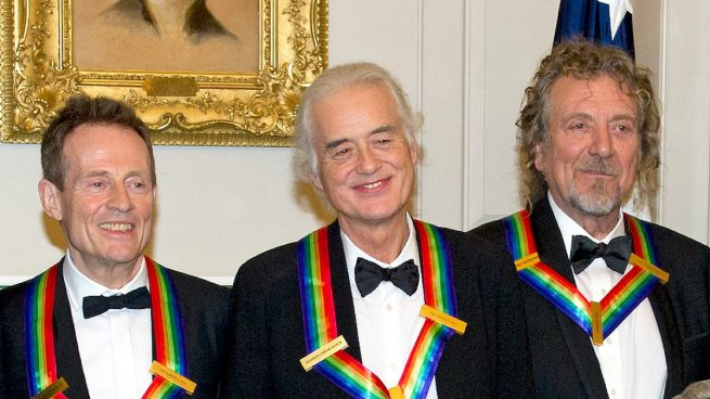Led Zeppelin no plagió 'Stairway to heaven'