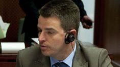 Didier Seeuws, diplomático belga que comandará las negociaciones del Brexit por parte de la UE.