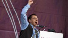 El cofundador e ideólogo de Podemos, Juan Carlos Monedero