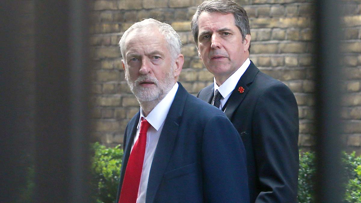 El cuestionado Jeremy Corbyn (Foto: Reuters)
