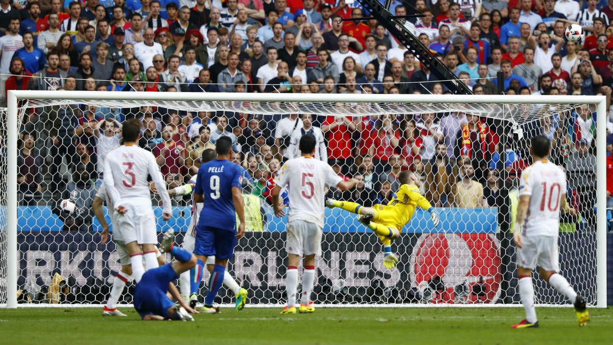 de-gea-parada-españa-italia-eurocopa
