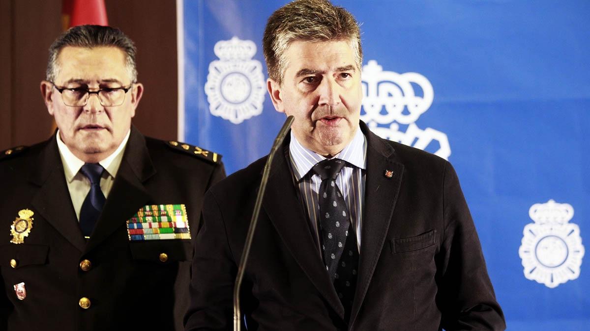 Ignacio Cosidó (Foto: Efe)