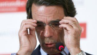 José María Aznar. (Foto: EFE)