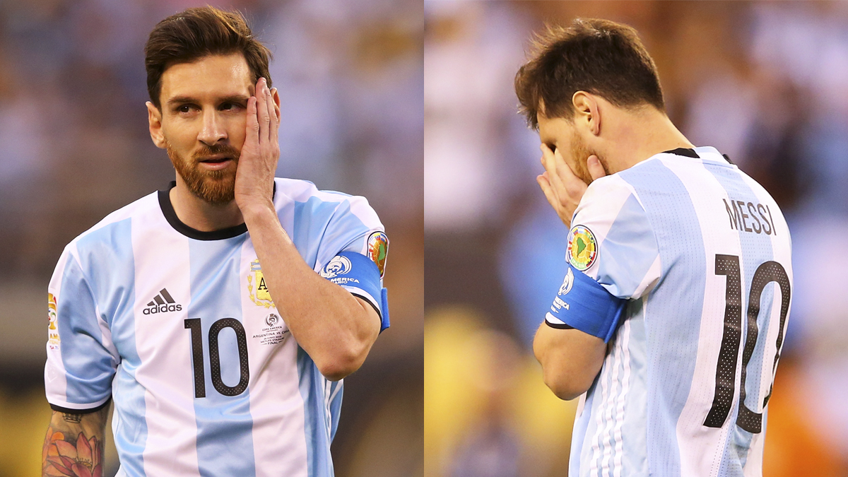 Leo Messi. (Foto: AFP)