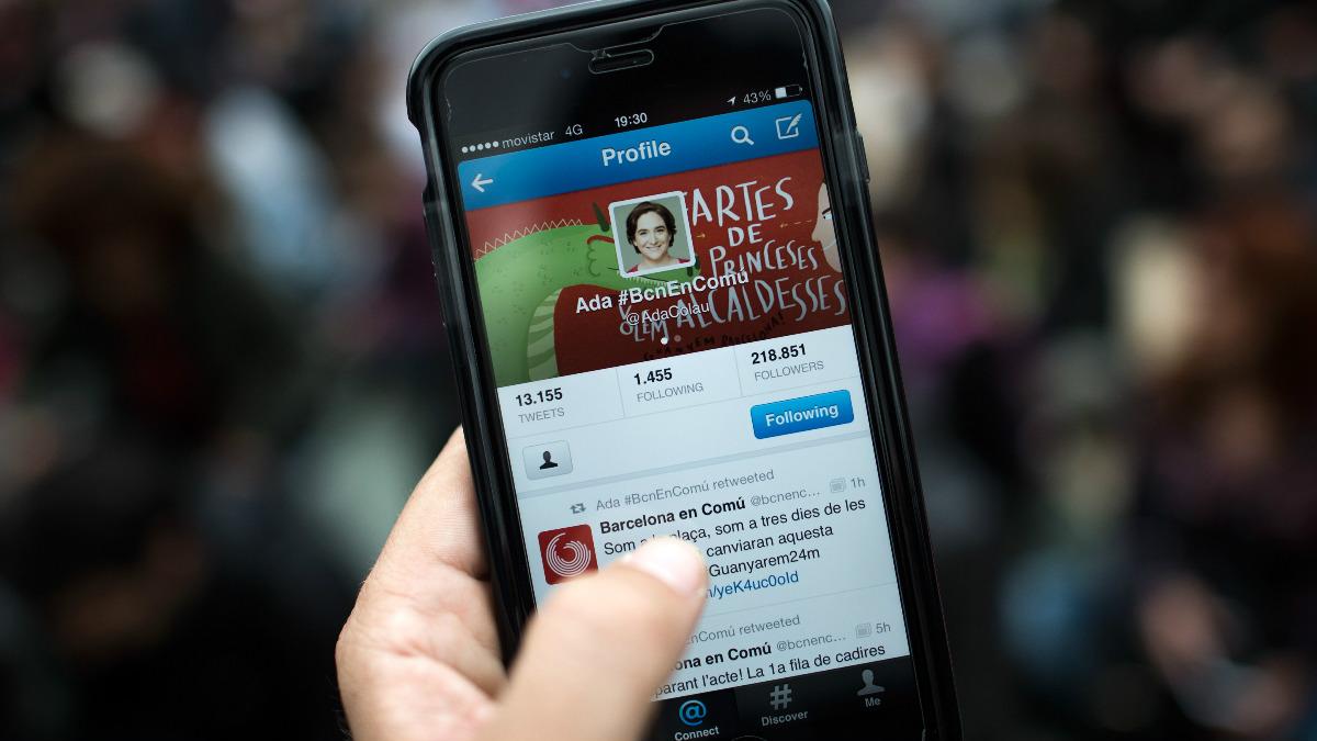 Twitter se convierte una vez más en la red social con mayor participación en lo referente a la jornada electoral. (Foto: Getty)