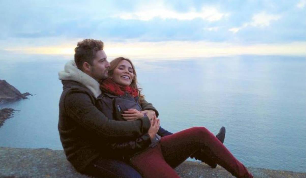 David Bisbal y Rosanna Zanetti (Instagram)
