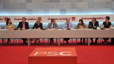 Ejecutiva PSC (Foto: PSC)
