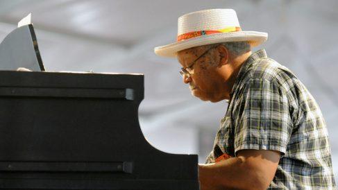 Ellis Marsalis, figura representativa del Jazz de Nueva Orleans. (Foto: Getty)