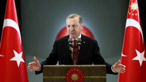 El presidente turco, Recep Tayyip Erdogan. (Foto: Reuters)