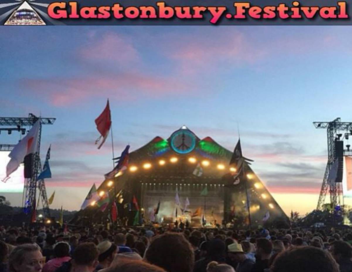 Glastonbury Festival (Instagram)