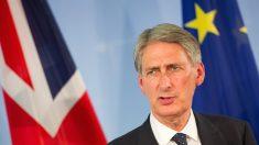 El ministro de Economía de Reino Unido, Philip Hammond.