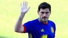 ¿Se despide Casillas de la Selección? (Getty)