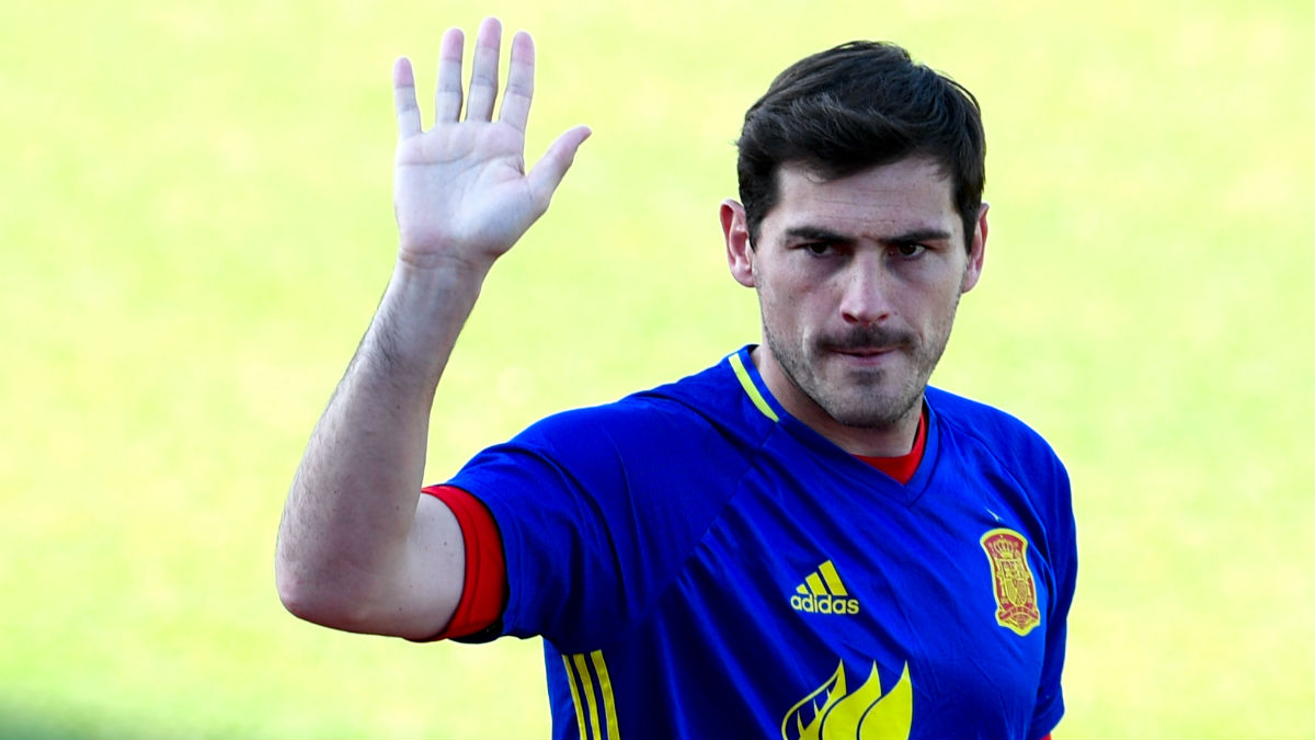 ¿Se despide Casillas de la Selección? (Getty)