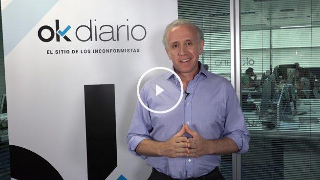 Inda: «Gracias Pablo Iglesias, muchas gracias»