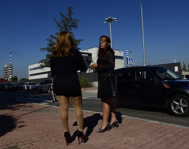 prostitutas de poligono numero de prostitutas en madrid