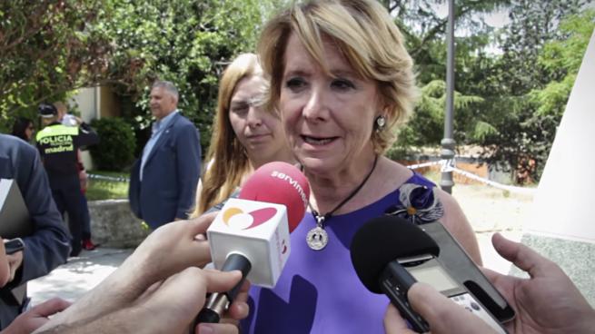 """Aguirre a Sánchez: """"Diga si está con los populistas bolivarianos o con las democracias occidentales"""""""