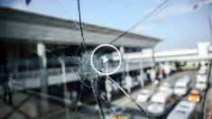 Aeropuerto de Atatürk tras el atentado. (Foto: AFP)