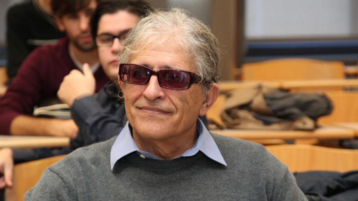 El profesor Ramón Cotarelo. (Foto: ramoncotarelo.com)
