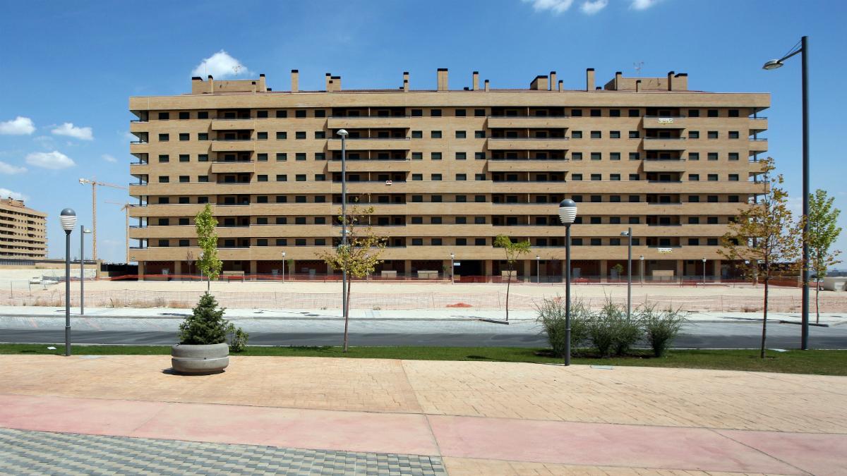 Bloque de viviendas (Foto: GETTY).