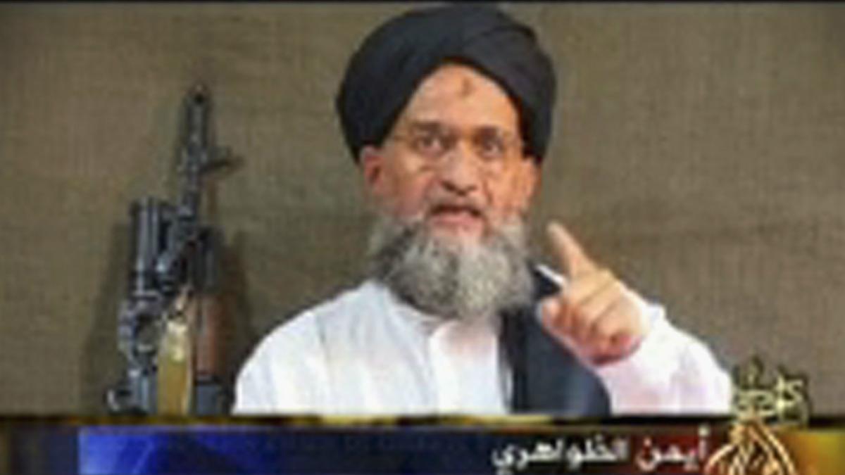 Ayman al Zawahiri, líder del grupo terrorista Al Qaeda. (Foto: Getty)