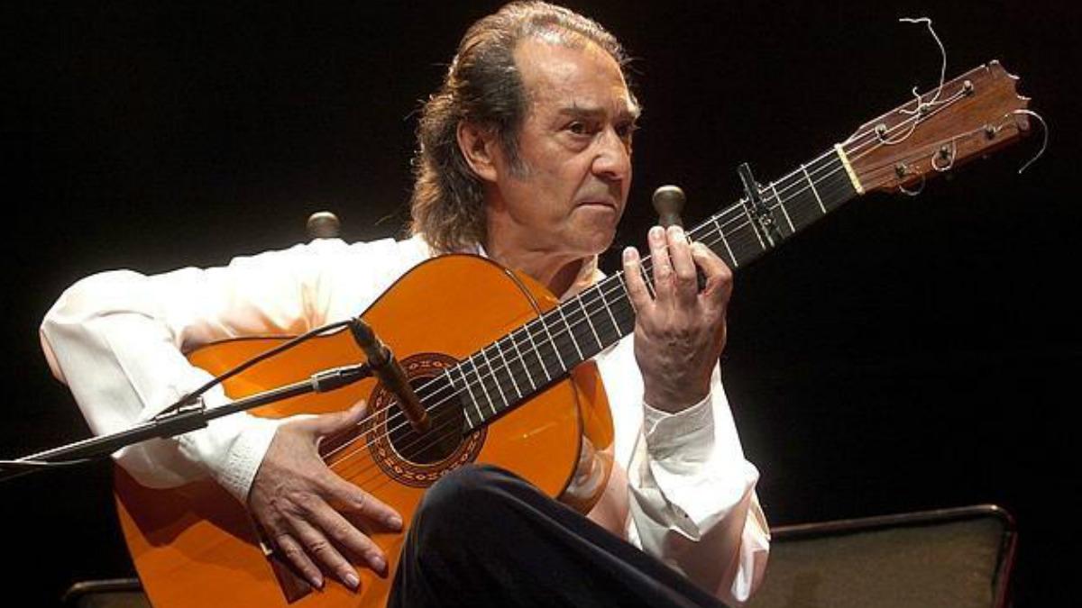Juan Carmona 'Habichuela' es el padre de los integrantes del grupo flamenco Ketama.