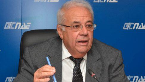 El presidente de CNAE, José Miguel Báez.