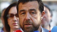 El diputado de Ciudadanos Miguel Gutiérrez. (Foto: EFE)