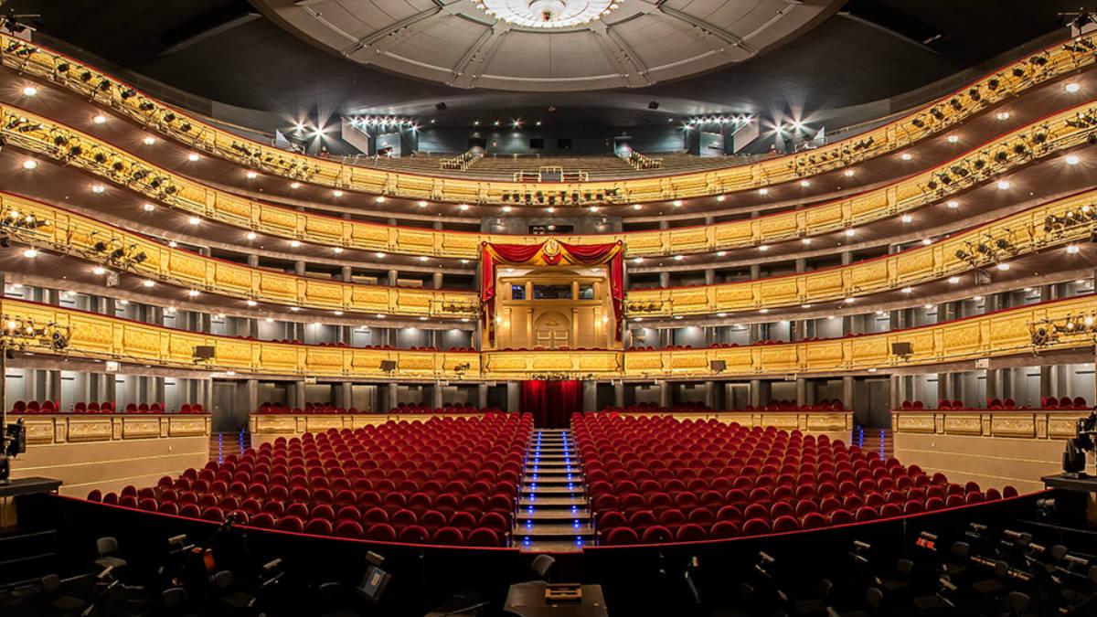 El Teatro Real de Madrid  (Foto: Teatro Real)