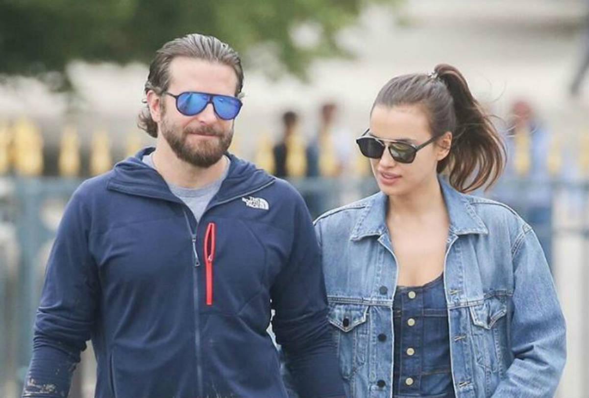 Irina Shayk Shayk y Bradley Cooper (Instagram)