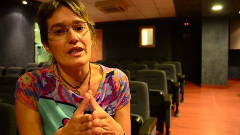 Montse Morón, líder de Podemos en Mataró.