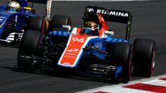 El equipo Manor no lograba puntos desde el Gran Premio de Mónaco de 2014. (Getty)