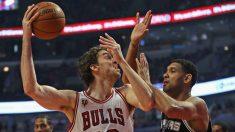Pau Gasol se marcha a los San Antonio Spurs. (Getty)