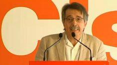Xavier Pericay, líder de Ciudadanos en las Islas Baleares.