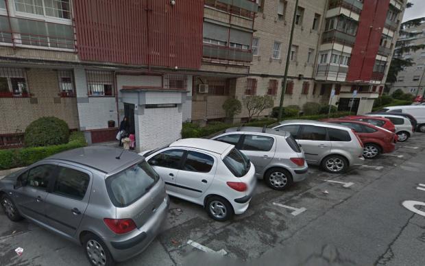 Exteriores Calle Cebreros número 68. (Foto: GM)