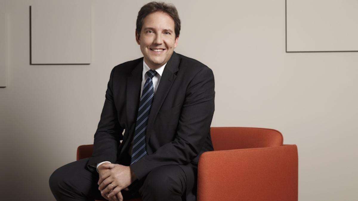 Laurent Paillassot, consejero delegado de Orange España (Foto: ORANGE).