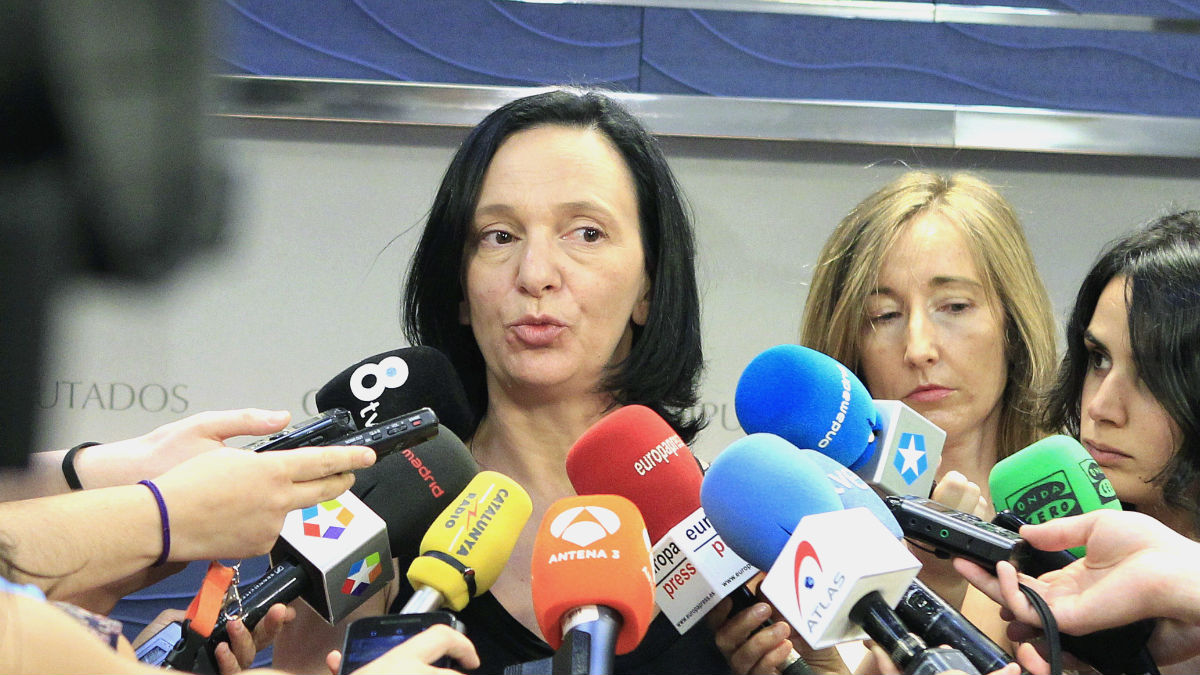 Carolina Bescansa. (Foto: EFE)