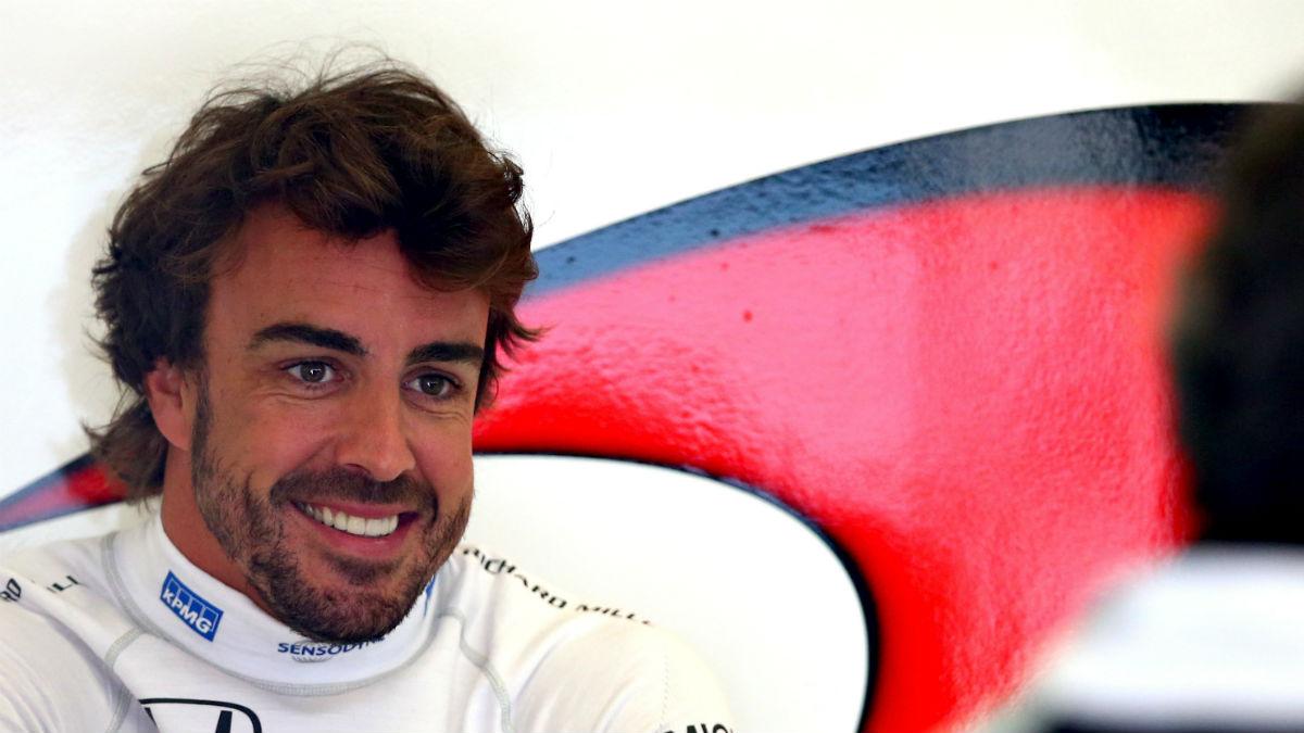 Fernando Alonso afirma que el progreso de McLaren durante las últimas carreras es real. (Getty)