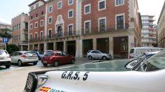 Fachada del Ayuntamiento de Tortosa investigado en la trama Termyca. (Foto: EFE)
