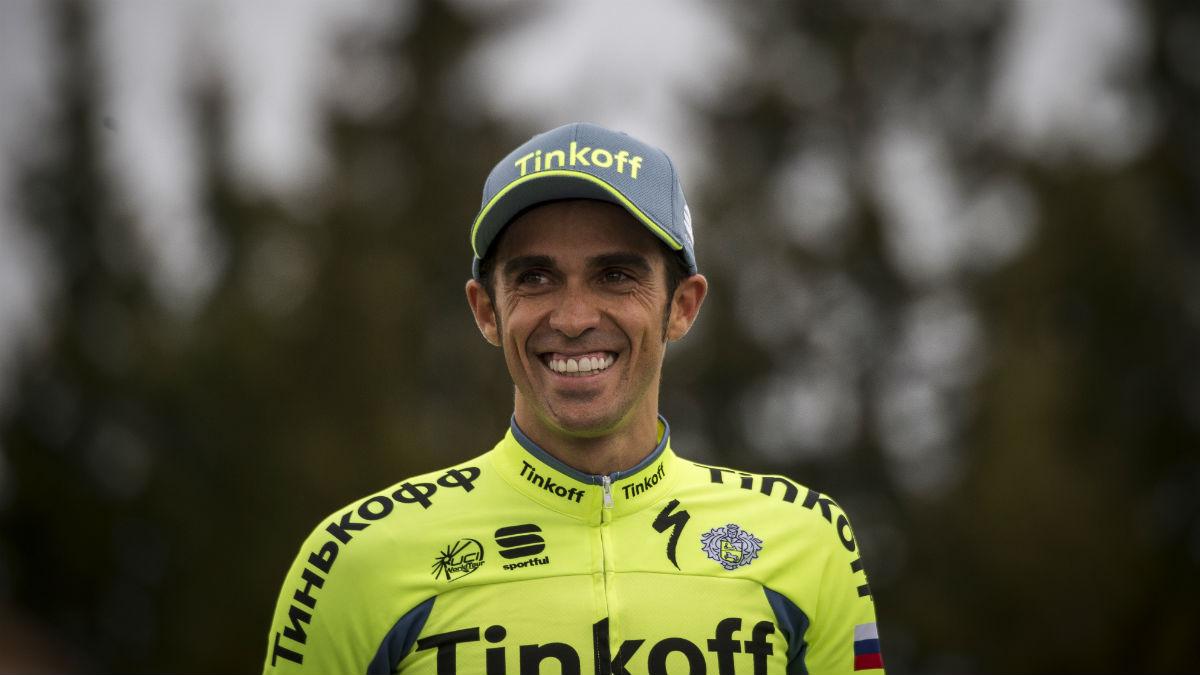 Contador firma por Trek-Segafredo. (afp)