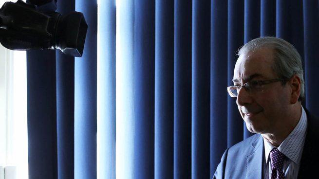 Dimite tras ser destituido por corrupción el presidente de la Cámara de Diputados de Brasil